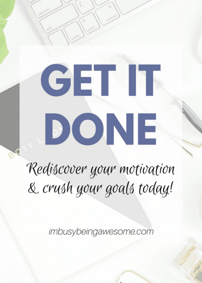 6 ways to kick procrastination to the curb! Motivation, productivity, productive, excite, drive, push, succeed, accomplish, goals #motivation #productivity #goals #success #planner #bujo #bulletjournal #planneraddict #entrepreneur #motivationmonday #successful