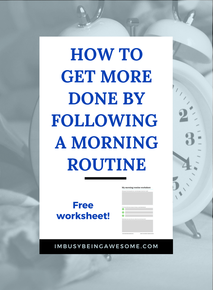 Morning Routine time management, routine, productivity, sleep, bullet journal, work out, gym, exercise, meditate, journal, read, relax, deep breathing