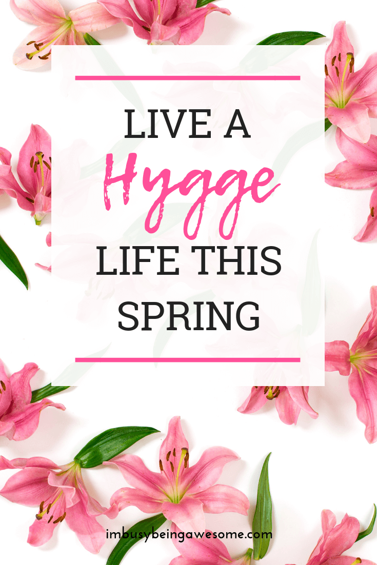 You may have heard about the benefits of hygge living in the fall and winter months. But did you know you can hygge in the spring, too? Learn tips and ideas to live a hygge life this spring. Aesthetic choices, design, home, decor, fashion, food, you name it. Embrace the cozy lifestyle of springtime hygge today!