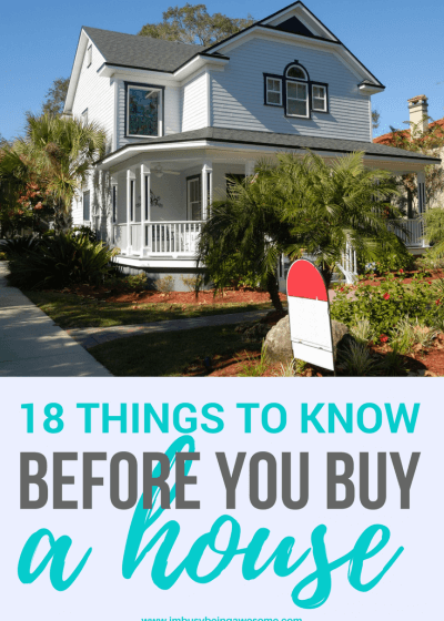 18 things to know before buying a house. first time homebuyer, buy a house, buying a home, real estate, home loan, adulting #firsttimehomebuyer #buyahouse #buyingahome #buyahome #realestate #homeloan #adulting