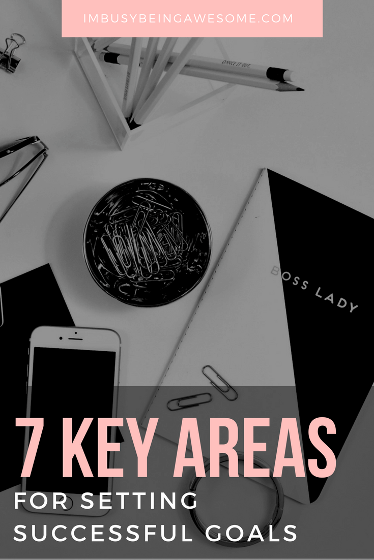 7 Key Areas for Setting Personal Goals Goal setting, success, reach your goals, dream, work goals, life goals, personal goals, relationship goals, financial goals, happiness #goalsetting, #success #reachyourgoals #dream #dreamnbig #workgoals #lifegoals #personalgoals #selfcare #relationshipgoals #financialgoals #happiness