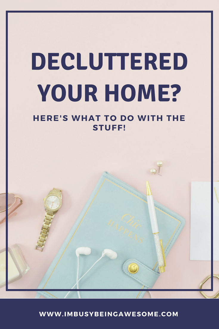 Ultimate Resource Guide for Donating Decluttered Items Declutter, donate, minimalist, minimalism, minimalist living, organization, closet, wardrobe, spring cleaning, cleaning, konmari, capsule wardrobe #declutter #clutter #donate #minimalist #minimalism #minimalistliving #organization #closet #wardrobe #springcleaning #cleaning #konmari #capsulewardrobe