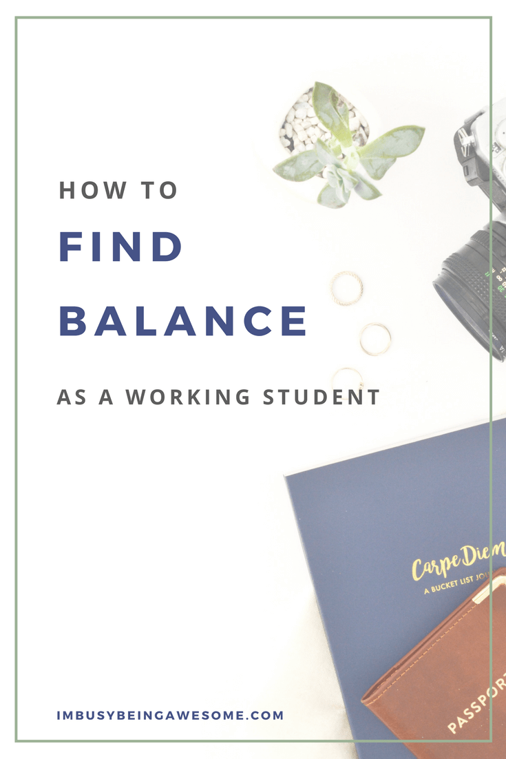 If you want to balance work and school, it also means knowing your priorities and making your schedule match those priorities. Learn how to set clear goals, manage your time, get organized, and stick with your plan. Whether you're in grad school, high school, or college, these tips will help you find balance