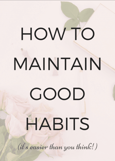 The #1 Secret to Forming Good Habits Habits, habit formation, good habits, bad habits, break habits, form habits, healthy living, exercise, fitness, gym, self help, motivation, advice #Habits #habitformation #goodhabit #badhabit #breakhabit #formhabits #healthyliving #exercise #fitness #gym #selfhelp #motivation #advice #habittracker