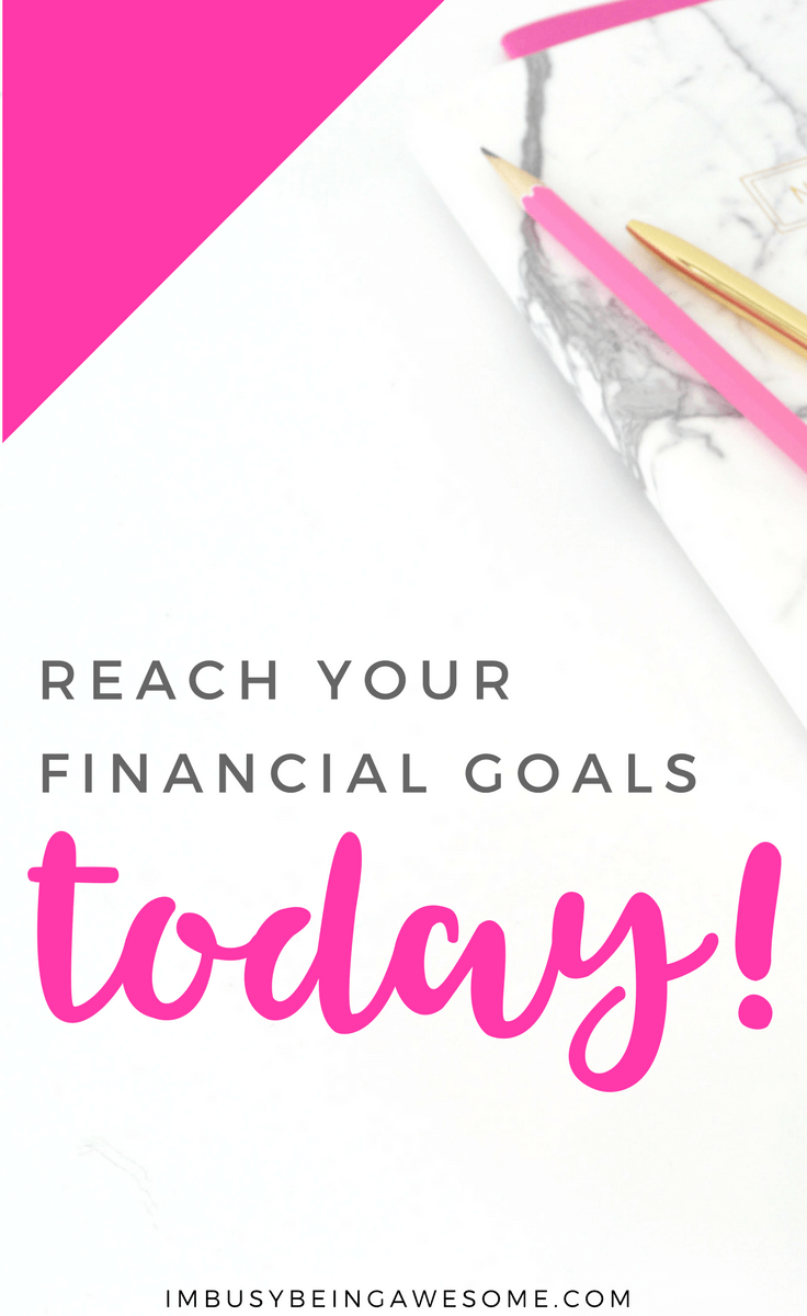 How to Set and Achieve Financial Goals A financial goal should be, achieve a goal, achieve financial, achieve money, achieve your dreams, achieving financial goals, reach financial goals, financially smart, be smart with money, become financially independent, be smart about money, best way to reach financial goals, common financial goals, explain your financial goals, financial aspirations #goals #goalsetting #finances #financialgoals #igotthis #success #entrepreneur #blogger #money #moneygoals #goalplanner