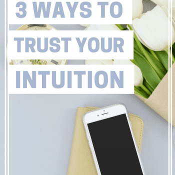 3 Ways to Trust Your Intuition How to trust your intuition, how to make a decision, how to make a good decision, gut instinct, trust your gut, trust your instincts, follow your intuition, follow your instinct, follow your gut, follow your heart, trust your gut feeling, #intuition, #decisionmaking #decision #instinct #trustyourgut