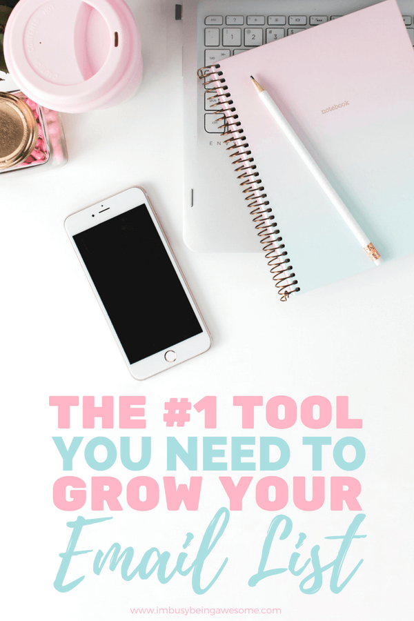 How To Easily Grow Your Email List With This Simple Tool Are you ready to grow your email list? Are you ready to boost engagement, gain followers, and boost your blog? Then I have just the answer for you: online quizzes. Yep, personality quizzes are the best way to grow your email list today! #emaillist #marketing #entrepreneur #girlboss #blogging #bloggingtips