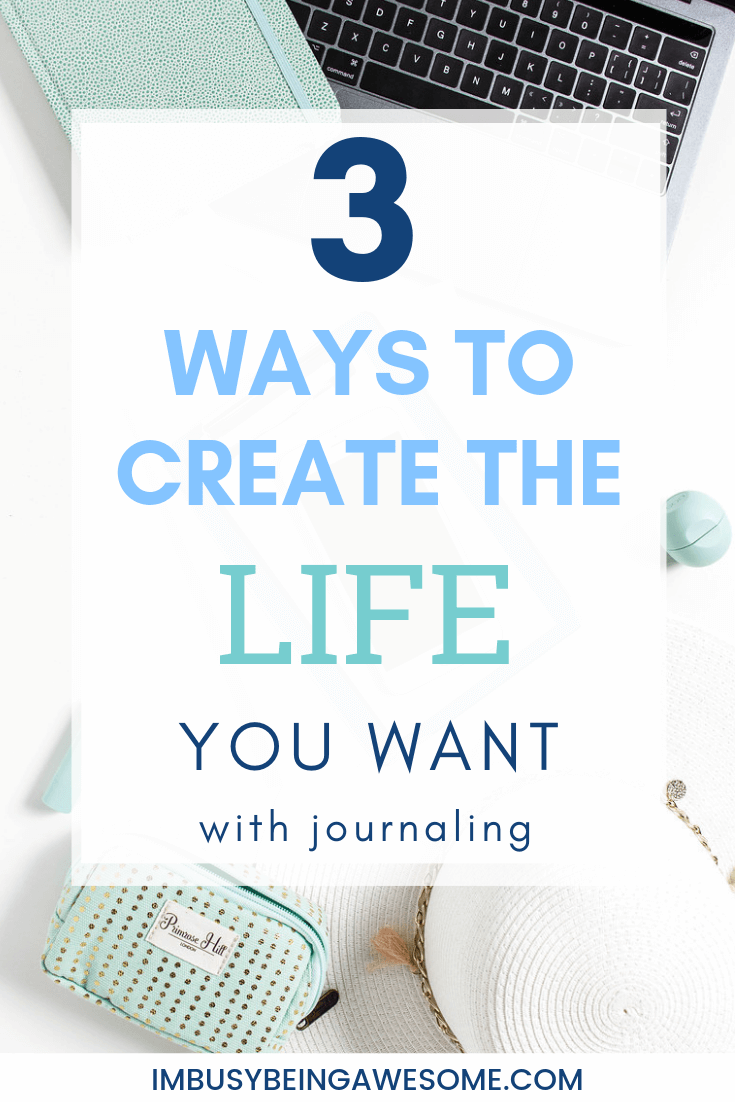 Create the life you want with Journaling