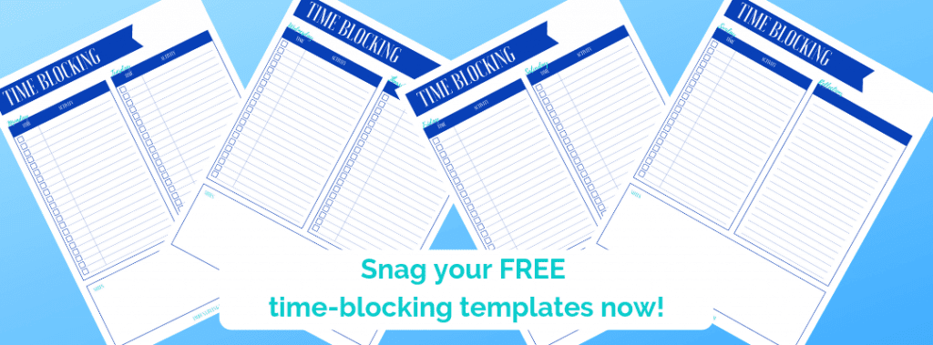 snag your free time blocking templates now!