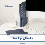 How To Stop Trying Harder And Actually Reach Your Goals